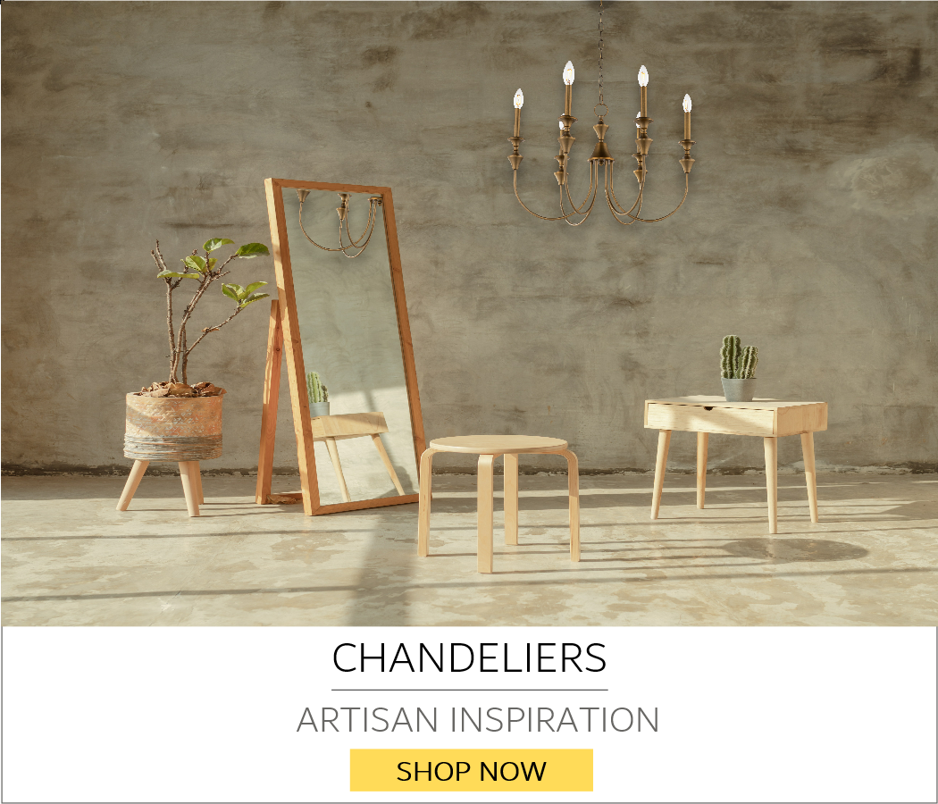 CHANDELIER INSPIRATION SHOP NOW