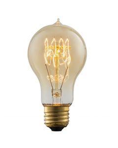 A19 Amber LED Vintage Bulb